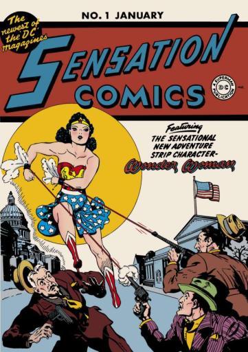 Wonder Woman premier comics