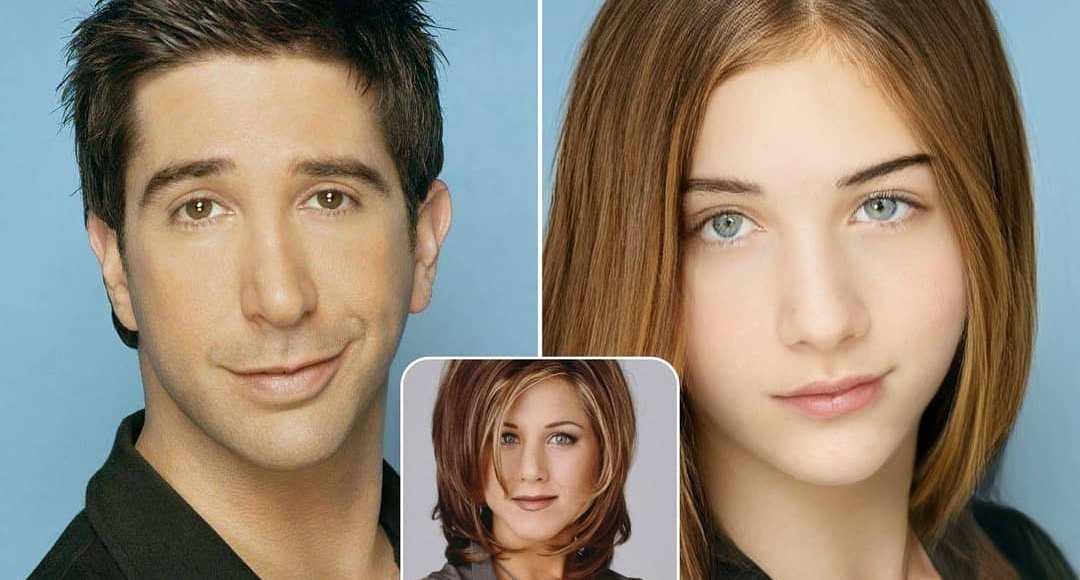 Ross & Rachel Daughter