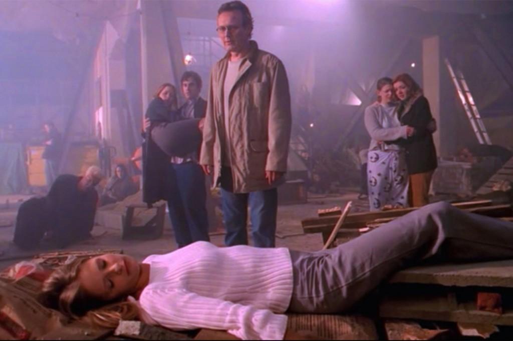 Mort de Buffy Copyright Twentieth Century Fox Television