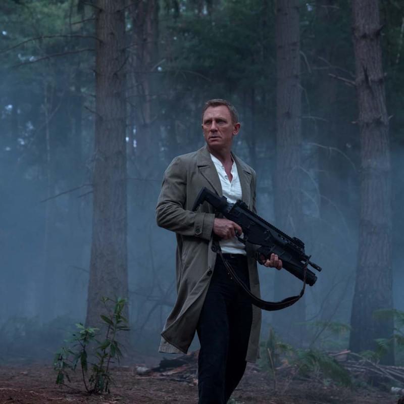 Critique James Bond Mourir peut attendre